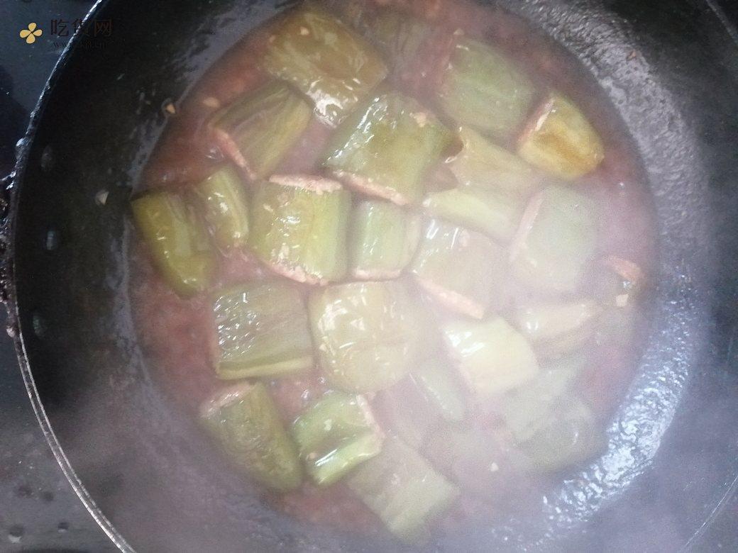 香煎虎皮尖椒的做法 步骤4
